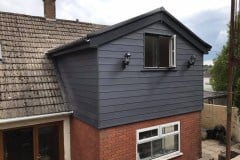9 day house extension in Maesteg